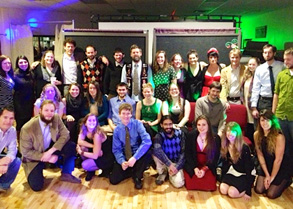 RSENR Graduate Student Holiday Party