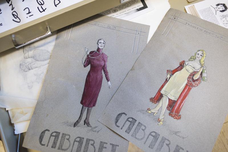 Cabaret drawings