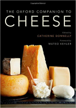 Book Cover Oxford Companion to Cheese