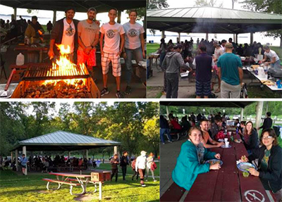GSS Barbecue at North Beach 2019