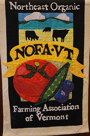 NOFA-VT quilt