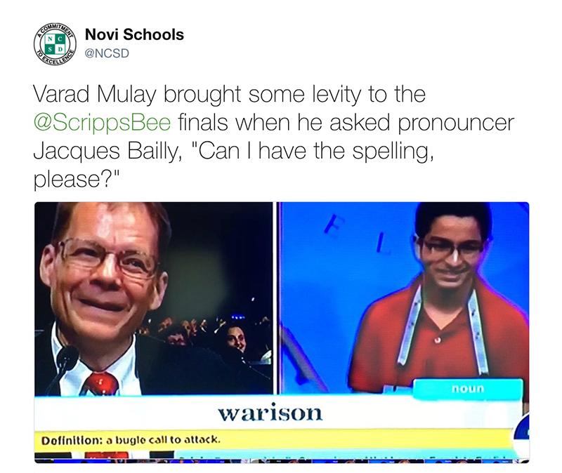 spellingbeetweet